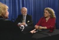Dr. Fran Levine and John McCarthy, The New Mexico History Museum