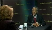 Rev. Al Sharpton & Lee Sanders