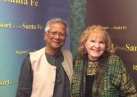 Muhammad Yunus, Nobel Peace Prize laureate, author,