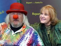 WAVY GRAVY, clown, peace activist, author